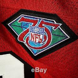 100% Authentic Jerry Rice Mitchell & Ness 49ers NFL Jersey Size 48 XL