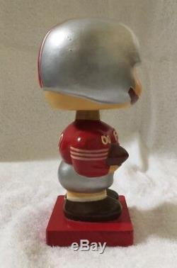 1960's NFL San Francisco 49ers Bobblehead, Nodder, Bobble Head Joe Kuharich