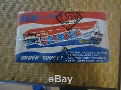 1981 Topps Football Wax Box Joe Montana Rookie 10k Bbce Wrapped/sealed Wow