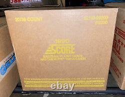 1990 Score Mlb Baseball Factory Sealed Wax Case 20 Boxes Bo Jackson Thomas Rc