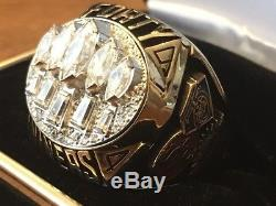 1994 San Francisco 49ers Steve young super bowl champions championship ring