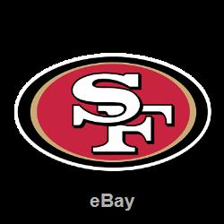 2 Tickets San Francisco 49ers vs LA Rams 10/21/18 Sec 107 Great Seats T-shirt
