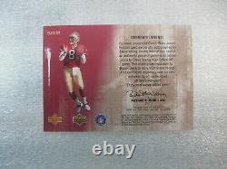 2000 Upper Deck Steve Young Game Used Jersey Greats Auto #26/175 49ers RARE