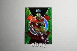 2005 Topps Finest Frank Gore #121- Green Rookie Card RC #115/199