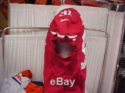 2014 NFL San Francisco 49ers Game Worn Home Jersey #91 Arik Armstead Nike Sz 46