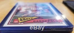 2018 Classics Jimmy Garoppolo Significant Signatures Sp #83 #d18/30 49ers Mint