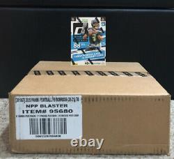 2020 Panini Donruss Football Blaster Box Case (20) Brand New Factory Sealed