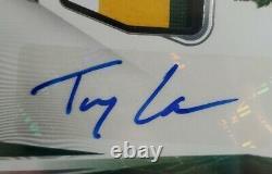2021 Panini Chronicles Limited Draft Picks Trey Lance RC Patch Auto RPA /99