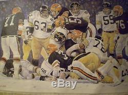 ART Carolina Panthers San Francisco 49ers St. Louis Rams not Photo Chicago Bears