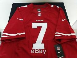 AUTHENTIC San Francisco 49ers Nike Limited Stitched Jersey Colin Kaepernick L XL