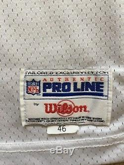 Authentic 1994 Wilson Pro Line San Francisco 49ers Deion Sanders Jersey 46