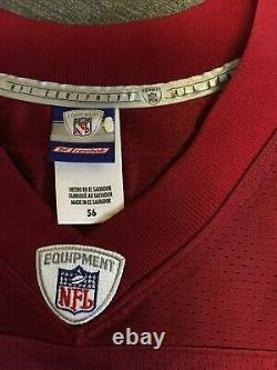 AuthenticRebook NOS 2000s Terrell Owens #81 SF 49ers Jersey Size 56
