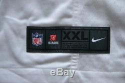 BNWT Colin Kaepernick San Francisco 49ers NFL Game White Men's Jersey 2XL