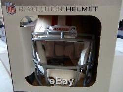 BRAND NEW Full-Size Authentic Riddell San Francisco 49ers On-Field Speed Helmet