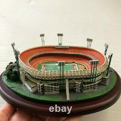 Danbury Mint Candlestick Park San Francisco 49ers NFL Football Stadium Replica