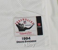 Deion Sanders San Francisco 49ers Mitchell & Ness Authentic 1994 NFL Jersey