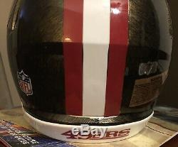 George Kittle Autographed San Francisco 49ers Full Size Hydro Speed Authentic