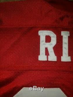 Jerry Rice San Francisco 49ers Authentic Wilson Jersey