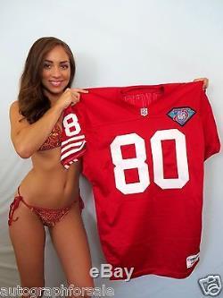 Jerry Rice San Francisco 49ers original 1994 authentic Wilson ProLine jersey NEW