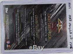 Jimmy Garoppolo 2014 14 Topps Fire Autograph Fa-jg Autograph Rookie Rc Ebay 1/1