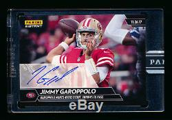 Jimmy Garoppolo Holy Grail Set! 2014 Contenders #10/49 Bgs 9.5 + 49ers Auto 1/1