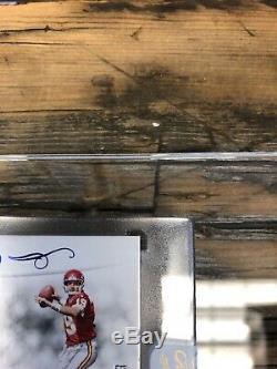 Joe montana auto 3/3 ebay 1/1 49ers chiefs flawless 2018 on card cp-jm