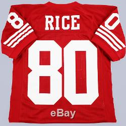 Mitchell & Ness San Francisco 49ers Jerry Rice Authentic 1994 Jersey