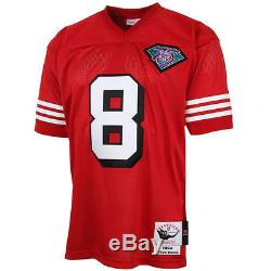Mitchell & Ness Steve Young San Francisco 49ers Authentic Throwback Jersey