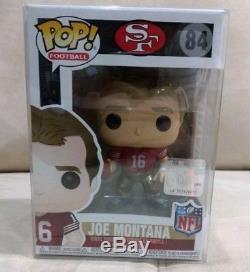 NEW Funko Pop Joe Montana NFL Legends San Francisco 49ers Football