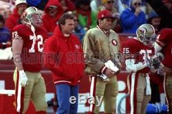NEW MEDIUM San Francisco 49ers Starter Satin Jacket Vintage 80s 90s