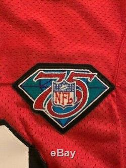 NFL Jerry Rice 49ers Jersey, $250 OBO