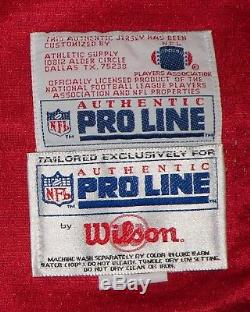 New Authentic SF 49ers #40 William Bar None Floyd NFL 75-Y Anniversary Jersey