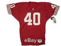Nfl San Francisco 49ers William Floyd Jersey Wilson Sz 46 Niners Owens