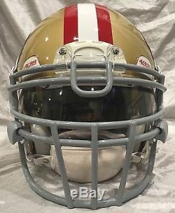 Patrick Willis San Francisco 49ers Rawlings Quantum Game Style Authentic Hemet
