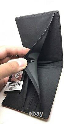 Pittsburgh Steelers NFL Men's Printed Logo Leather Bi-Fold Wallet