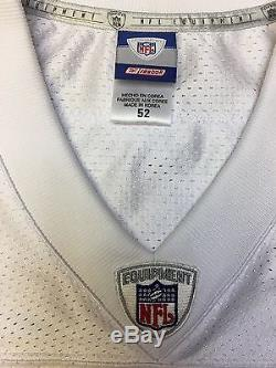 RARE Mens Vintage San Francisco 49ers Jeff Garcia Reebok STITCHED Jersey Size 52