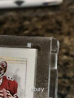 Rare Steve Young 2017 Impeccable 1 Troy Ounce. 999 Fine Silver 15/15 49ers