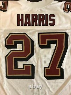 Rare Vintage Reebok NFL San Francisco 49ers Walt Harris Football Jersey