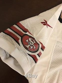Rare Vintage Reebok Pro Line NFL San Francisco 49ers Jerry Rice Football Jersey