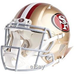 Riddell Revolution Authentic Helmet San Francisco 49ers
