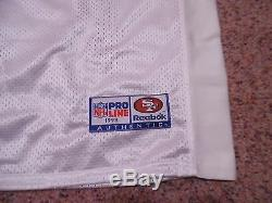 San Francisco 49ers Game Jersey Vintage Kevin Gogan Team Issue Jersey 1998 49ers