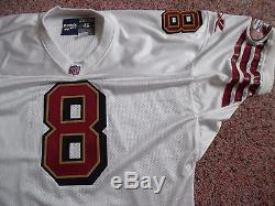 San Francisco 49ers Game Jersey Vintage Steve Young Team Issue Jersey 1998 49ers