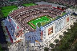 San Francisco 49ERS Vs Seattle Seahawks 2 Tickets 1/1/17 Section 201 Row 13