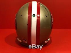 San Francisco 49ers 1989 Helmet
