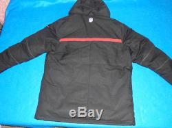 San Francisco 49ers Black On Field Storm Nike Therma XL Heavy Jacket NWT $400