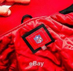 San Francisco 5 Time Super Bowl Championship Jacket Size XL