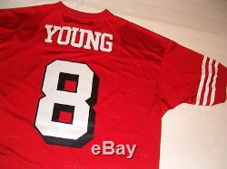 Steve Young San Francisco 49ers AUTHENTIC Mitchell & Ness jersey, Size 52 / 2XL
