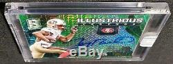 TRUE 1/1 AUTO JERRY RICE 2015 Panini Spectra ONE OF ONE LEGENDS SIGS WHITE BOX