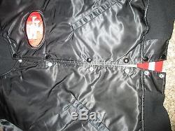 Vintage NFL San Francisco 49ers Reversible Men's Jacket M Used Condition