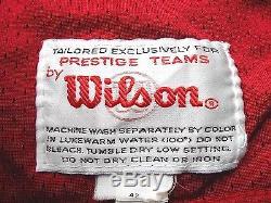 VTG Roger CRAIG San Fransisco 49ers SEWN Wilson GAME Jersey 33- Men's 42 -RARE